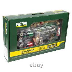 VICTOR 0384-2130 Gas Welding Outfit, 315FC Torch Handle
