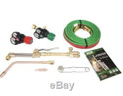 VICTOR 0384-2130 Gas Welding Outfit, 315FC Torch Handle (W)