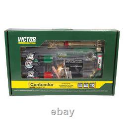 VICTOR 0384-2131 Gas Welding Outfit, 315FC Torch Handle