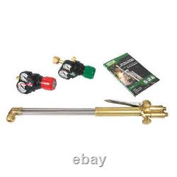 VICTOR 0384-2141 Gas Welding Outfit, ST900FC Torch Handle