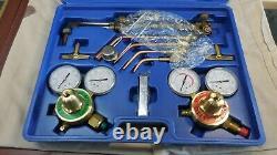 VICTOR Type Gas Welding & Cutting Kit Oxygen Oxy Acetylene Torch Welder Tools