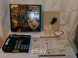VINTAGE MICROFLAME DELUXE GAS WELDING TORCH KIT PART No. 4000 COLLECTIBLE