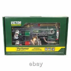 Victor 0384-2126 Gas Welding Outfit, 100Fc Torch Handle, Series Edge
