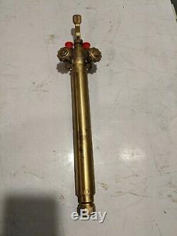 Victor Mt210 Machine Cutting Torch Gas Welding Acetylene Track Torch
