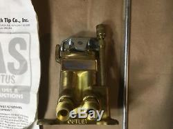 Weldit Gas Saver for Welding and Cutting Torches Model W-101 New