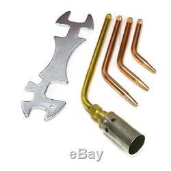XtremepowerUS Harris Oxy Acetylene Welding Cutting Torch Kit Gas Kits Welders