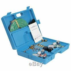 Zenstyle Oxygen Acetylene Gas Cutting Torch And Welding Kit Portable Oxy Brazi